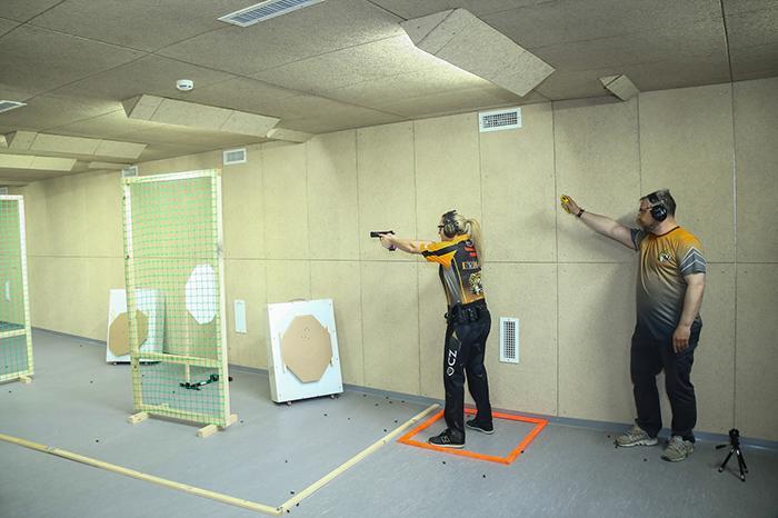 Москва клуб практической стрельбы ночной охранник без лицензии в клуб